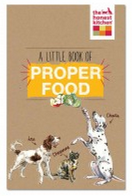 the honest kitchen proper food booklet cover