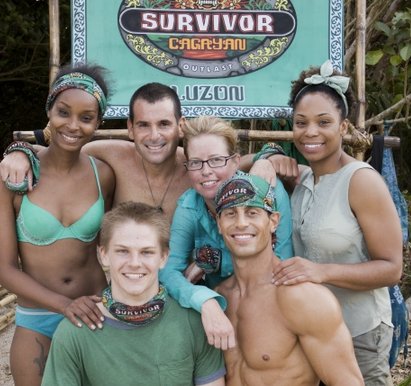 Survivor 28 Cagayan Cast