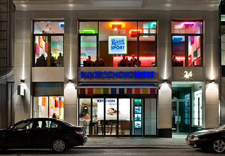 Ritter Sport museum Berlin