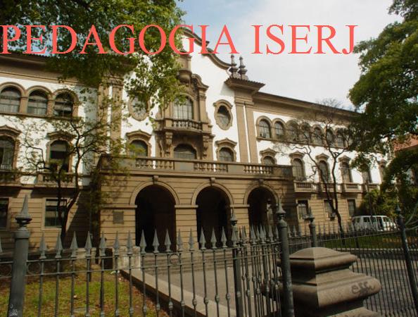 PEDAGOGIA ISERJ