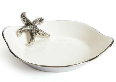 Elegant Festive Starfish Dishes
