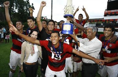 Vitória Campeão Baiano Sub-20 2011