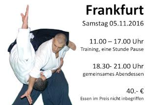 Aikido Seminar im November