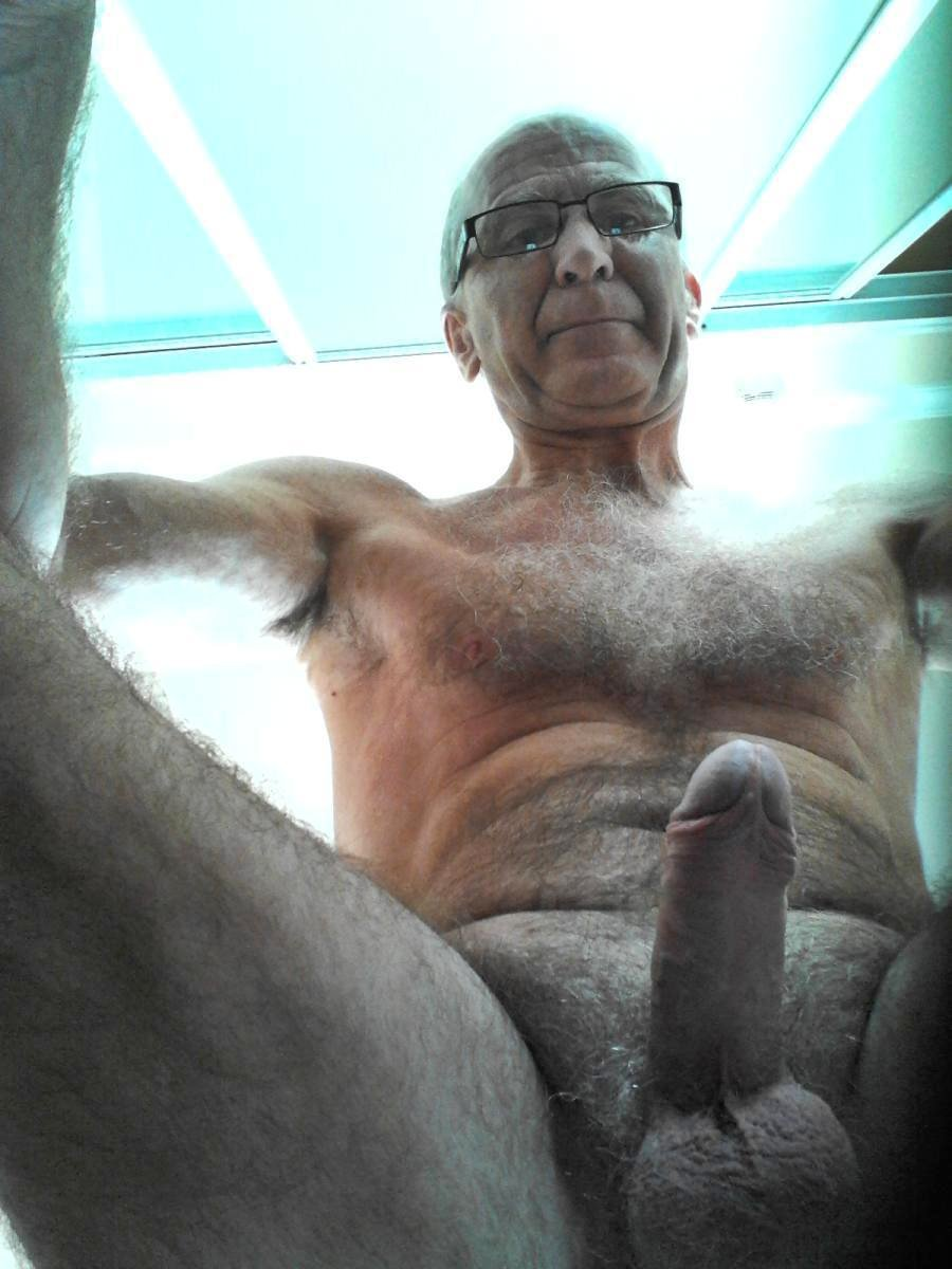 naked silver gays - hot old men naked pics - old mature man photos