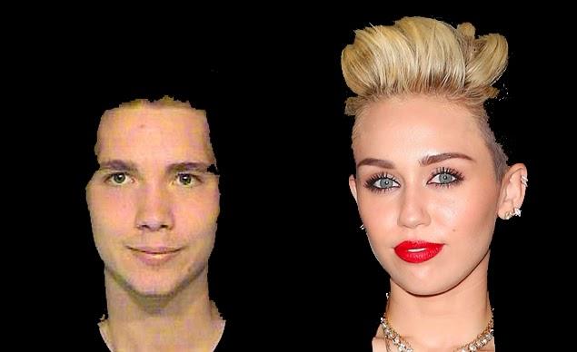 Jesse Helt Miley Cyrus