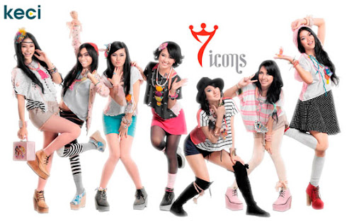 Foto Linzy 7 Icons (Seven Icons)