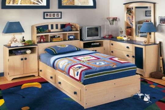Childrens Bedroom Furniture Design Tips: Childrens Bedroom Furniture
