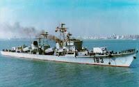 Type 053 class frigate