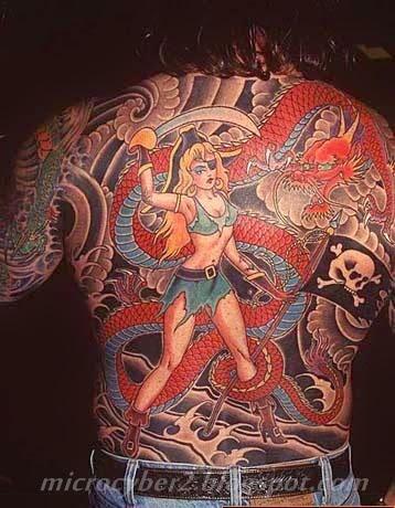 Tatto Bajak Laut