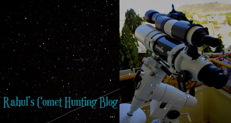 Comet Hunting &amp; Observing