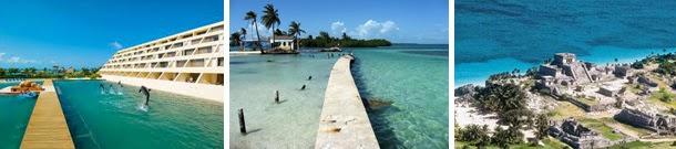 Casamento - viagem internacional de lua-de-mel - Caribe