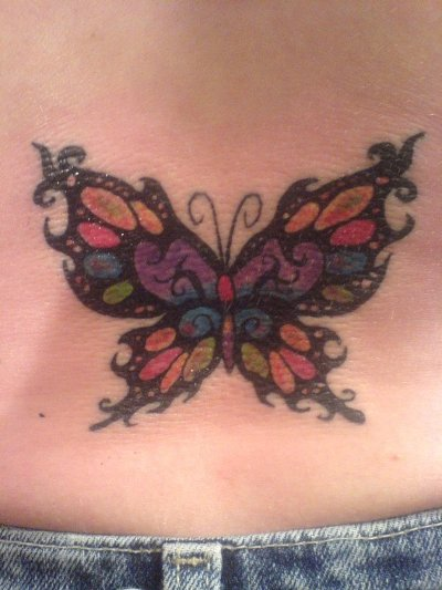 tattoos back tattoos back butterfly tattoo pictures. Black Bedroom Furniture Sets. Home Design Ideas