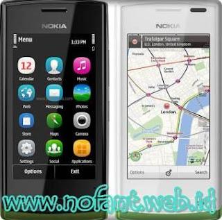 Nokia 500 RM-750