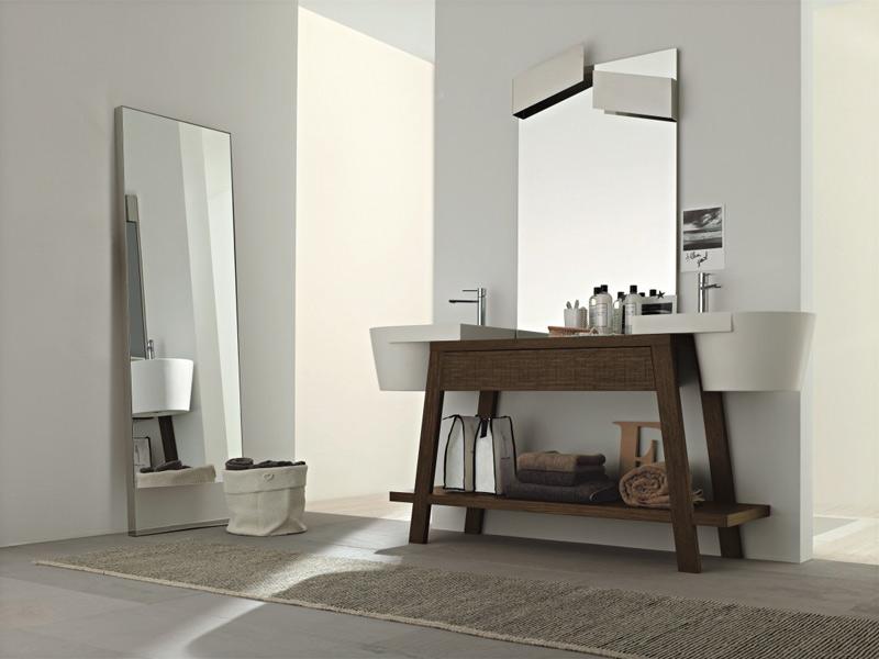 Baños Diseno Minimalista:Baño de diseño minimalista