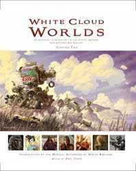 White Cloud Worlds:    An Anthology of Science Fiction and Fantasy Art from New Zealand