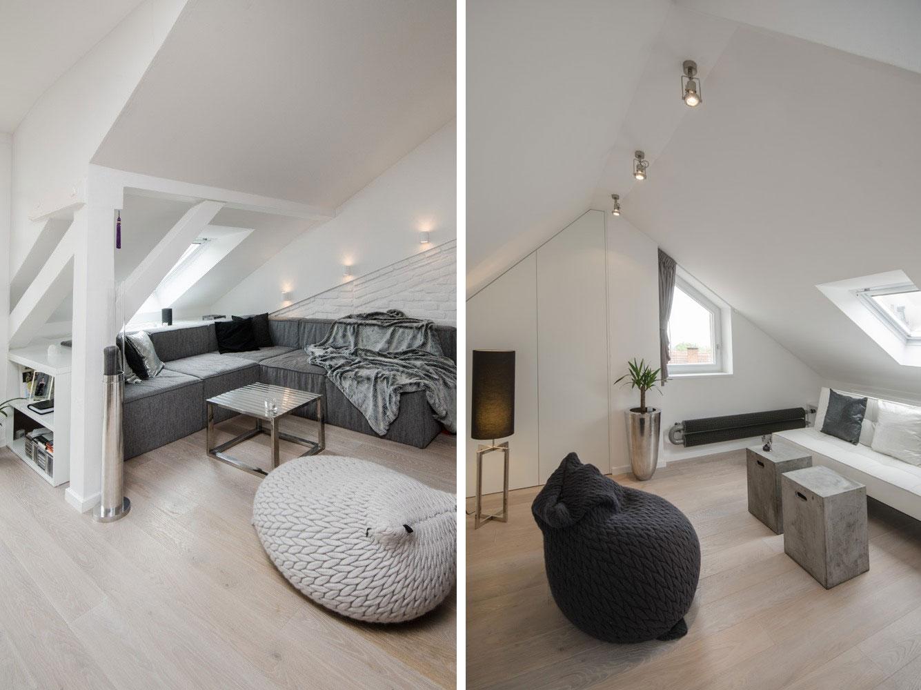 Arquitectura y dise o grey loft by oooox prague czech republic - Arquitectura y diseno ...