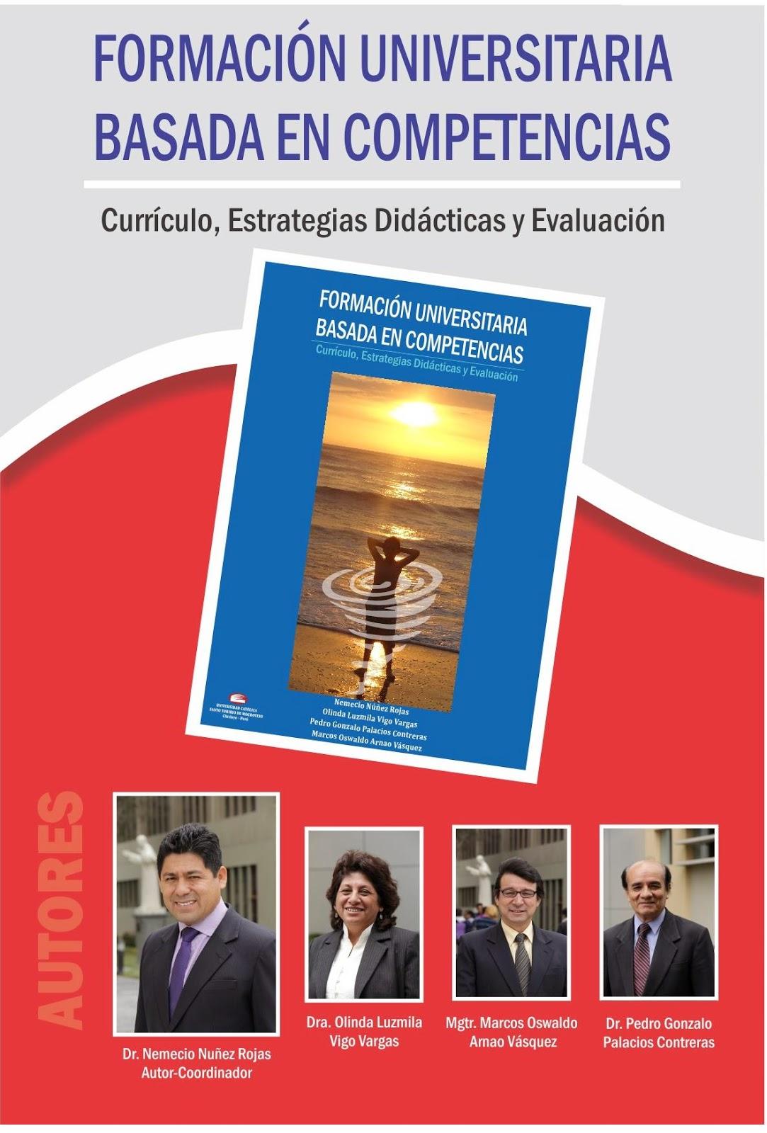 PORTAL PEDAGÓGICO: Libro: Formación Universitaria Basada en ...