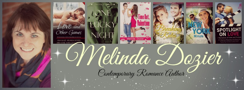 Melinda Dozier - Contemporary Romance Writer