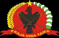 LOGO-LAMBANG KOREM 171+PRAJA+VIRA+TAMA