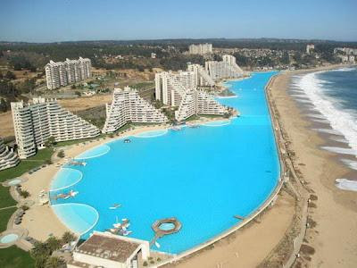 Biggest Swimming Pool In The World, unique news