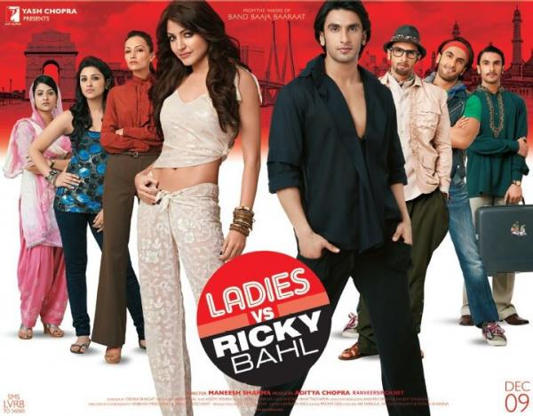 Болливуд на заметку - Страница 4 Ladies+vs+Ricky+Bahl+Movie+Poster%252C+Bollywood+Movies