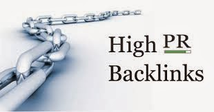 High Pr Backlinks SEO