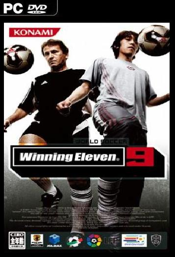 Free download Winning Eleven 9 Full Crack