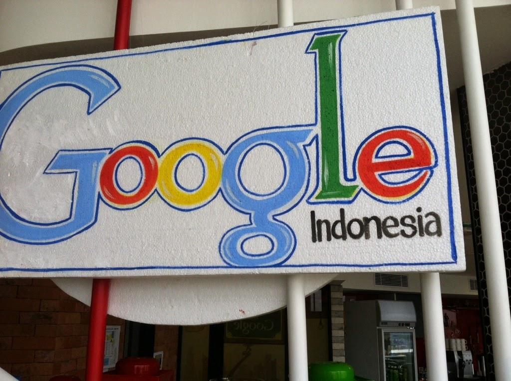 Lowongan Kerja di Google Indonesia tahun 2015