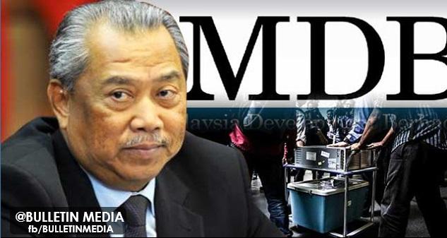 Jika Digugurkan Kerana 1MDB, Saya Redha - Tan Sri Muhyiddin Yassin