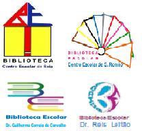 Logos das BE do Agrupamento