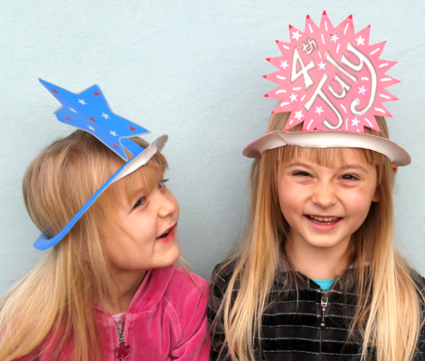 sc 1 st  Filth Wizardry & Filth Wizardry: Super easy paper plate hats for every occasion