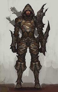 Diablo  Demon Hunter No Set Build