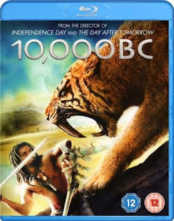 10000 BC 2008 Hindi Dual Audio Movie 140Mb hevc BRRip