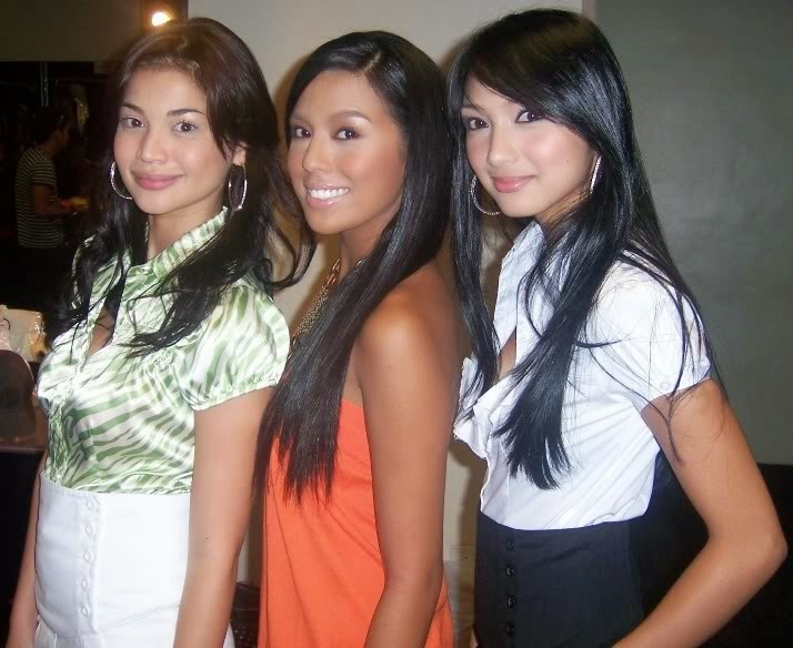 Fashion Pulis Blast From The Past Anne Curtis Nikki Gil And Iya Villania