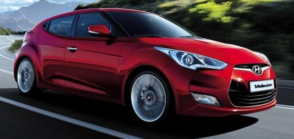 Nuevo Hyundai Veloster ya a la venta en Argentina