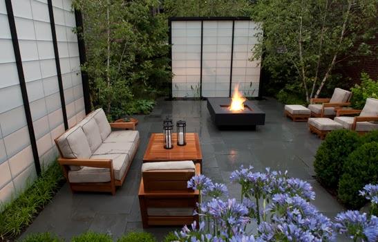 Garden Design Ideas: Residential Garden