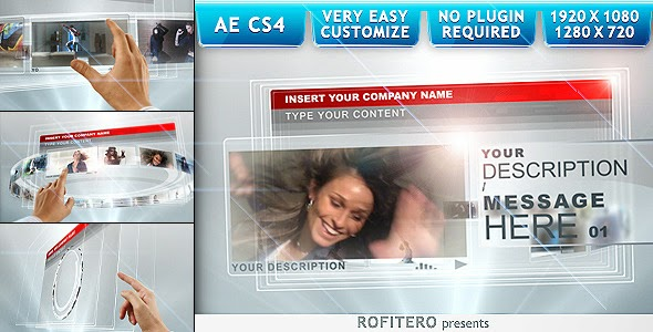 VideoHive Touch Screens