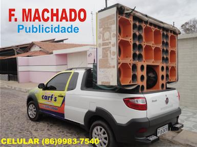 PUBLICIDADE  F-MACHADO
