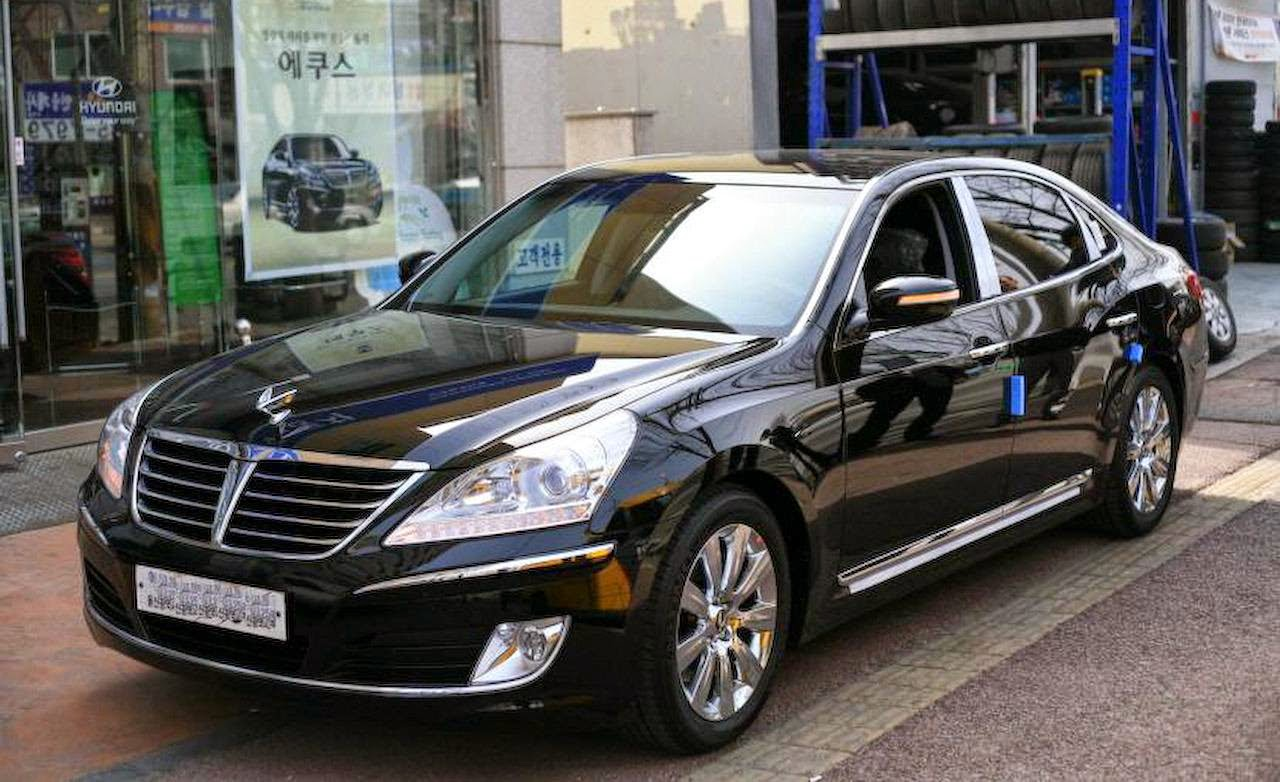 The Dragon 39 S Tales Hyundai Motor S Equus Will Be First Self Driving Car On The Highway For