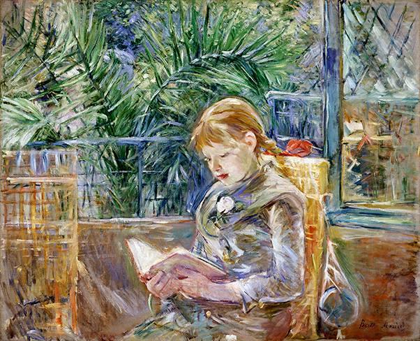 Berthe Morisot, La Lectura