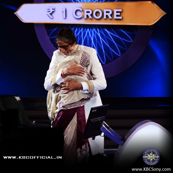 Firoz fatma winning 1 crore question