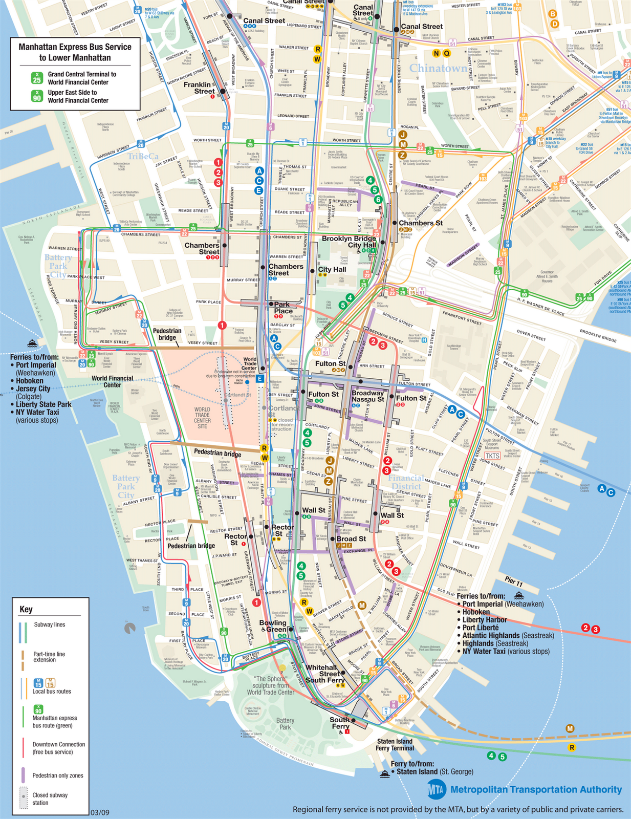 Map of Manhattan City Pictures | Your Blog Description