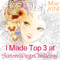AW Challenge Blogspot Top 3