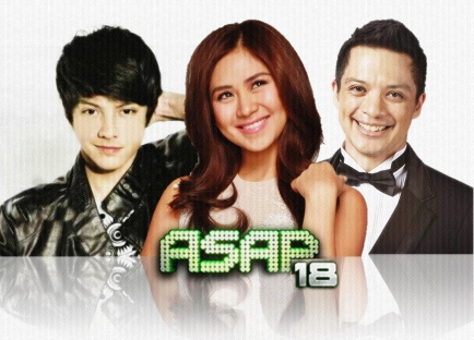 Sarah Geronimo, Daniel Padilla and Bamboo Lead ASAP 18 Celebration this June 9