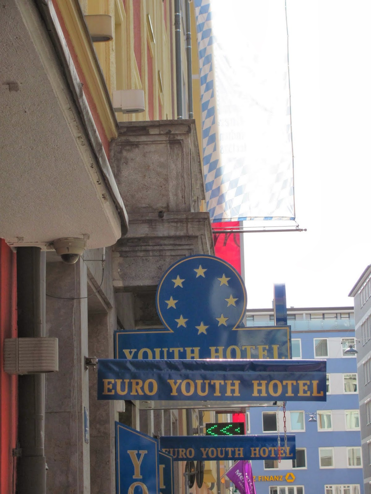 Euro Youth Hostel, Munich