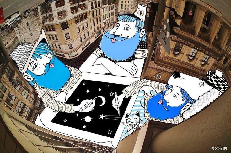 ilustrador thomas lamadieu
