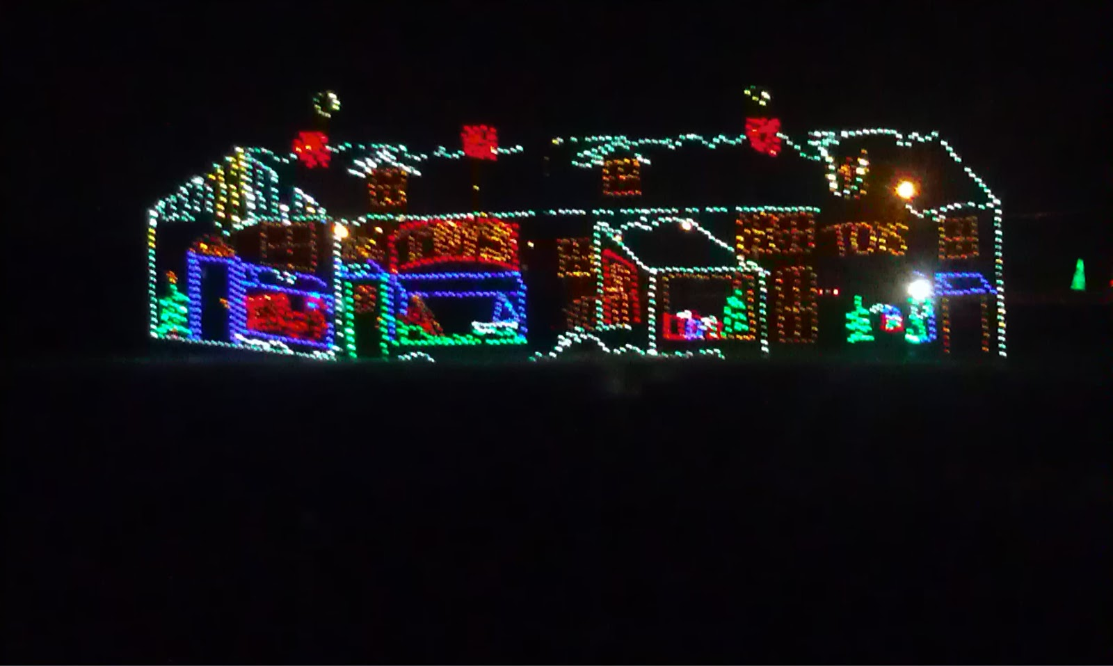 Welcome To The Madd House Carolina Christmas At The Speedway