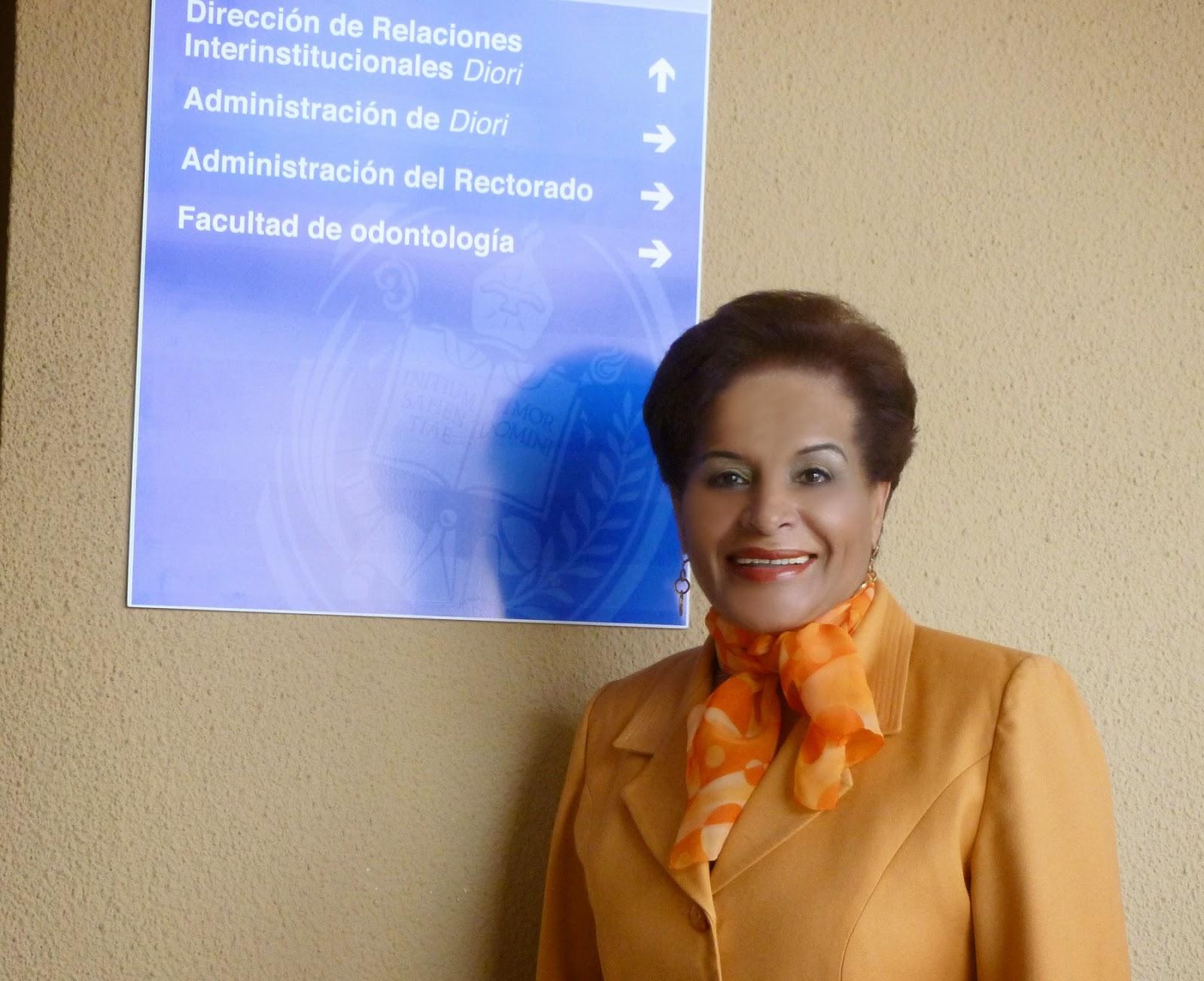 Nancy Rivas de Prado, directora de la Diori ULA, informó sobre estas actividades en el que la institución universitaria será anfitriona.