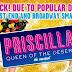 Theatre Review: Priscilla Queen of the Desert - Edinburgh Playhouse ✭✭✭✭