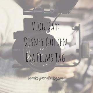 Disney Golden Era Films Tag | Keys to My Life